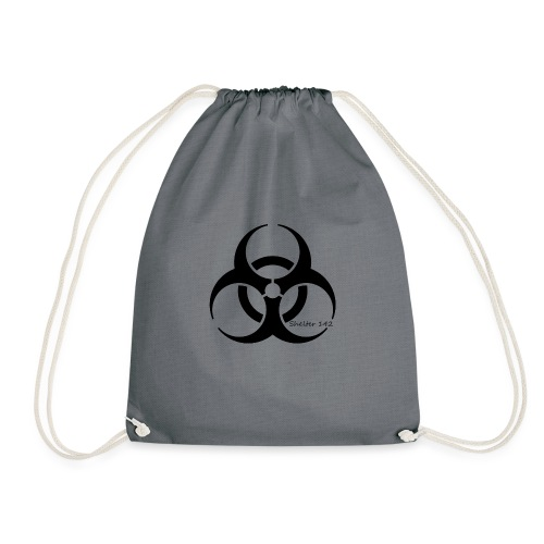 Biohazard - Shelter 142 - Turnbeutel