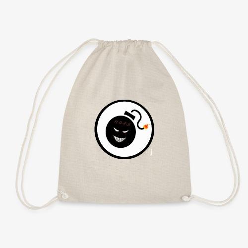 LeeMcG - MOAB Logo - Drawstring Bag