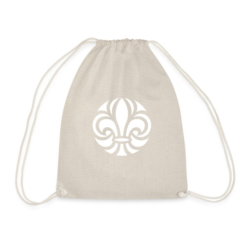 Scouterna-symbol_white - Gymnastikpåse