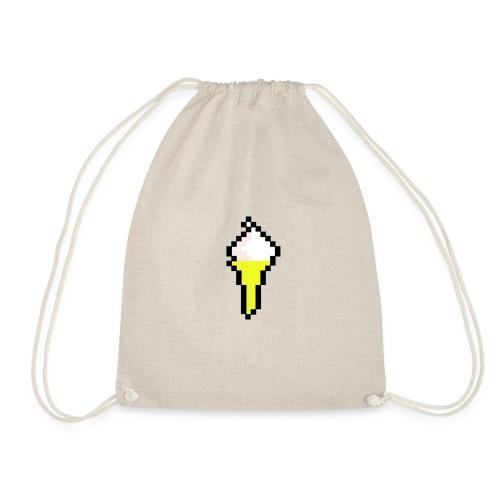 Ice Cream Cone - Drawstring Bag