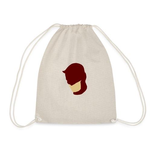 Daredevil Simplistic - Drawstring Bag