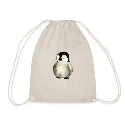 Pinguin PNG - Turnbeutel