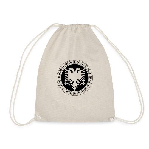 Albanien Schweiz Shirt - Turnbeutel