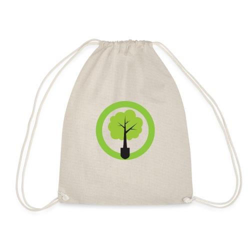 earth 1 - Drawstring Bag