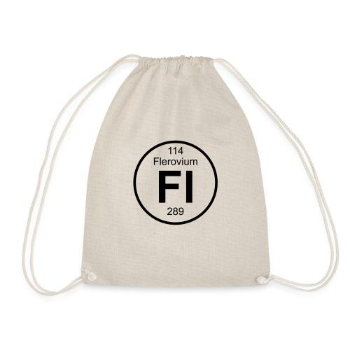 Flerovium (Fl) (element 114) - Drawstring Bag