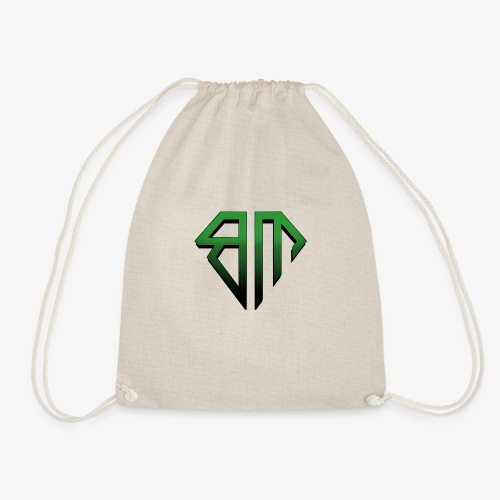 BM Logo Main - Drawstring Bag