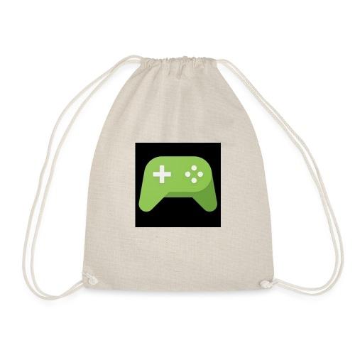 Games Spiel Logo - Turnbeutel