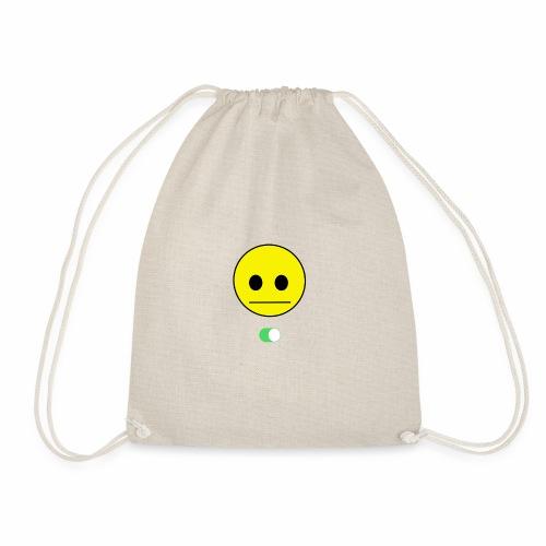Happy Face is Inside - Mochila saco