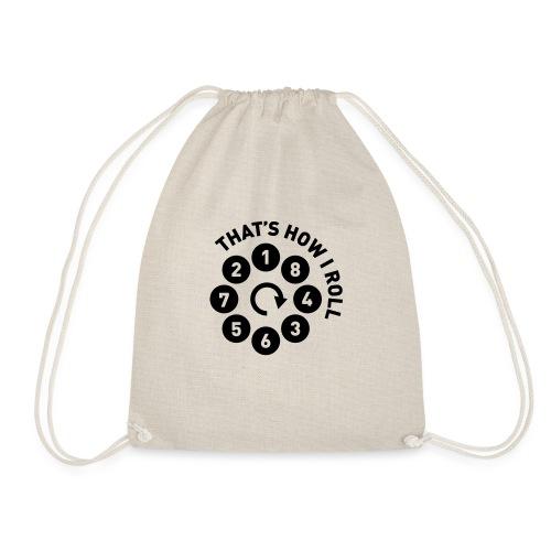 Rolling the V8 way - Autonaut.com - Drawstring Bag