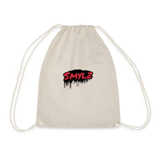 Smylz graffiti logo - Gymnastikpåse