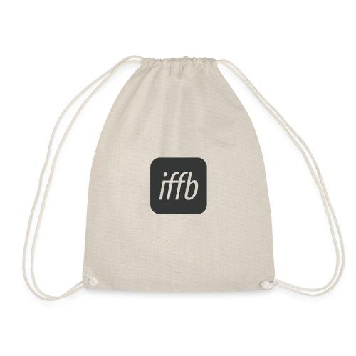 iffb logoonly quad - Turnbeutel