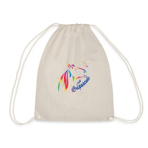 Logo de l'asbl Crépuscule - Sac de sport léger