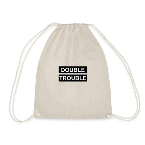 Double Trouble - Turnbeutel