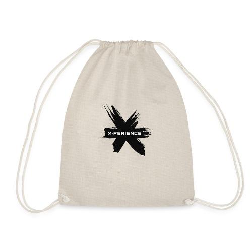 x-perience - Das neue Logo - Turnbeutel