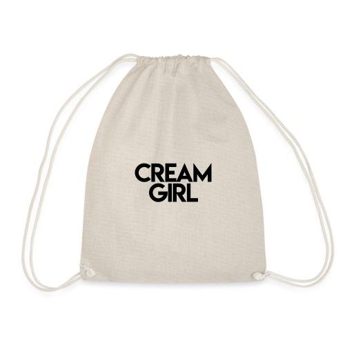 Cream Girl - Turnbeutel