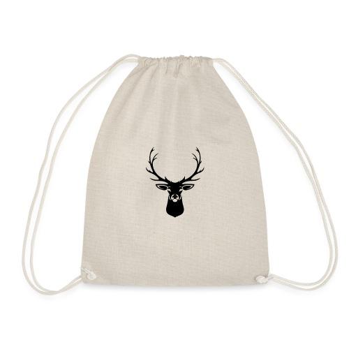 Haven Dark - Drawstring Bag