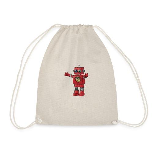 Brewski Red Robot - Mochila saco