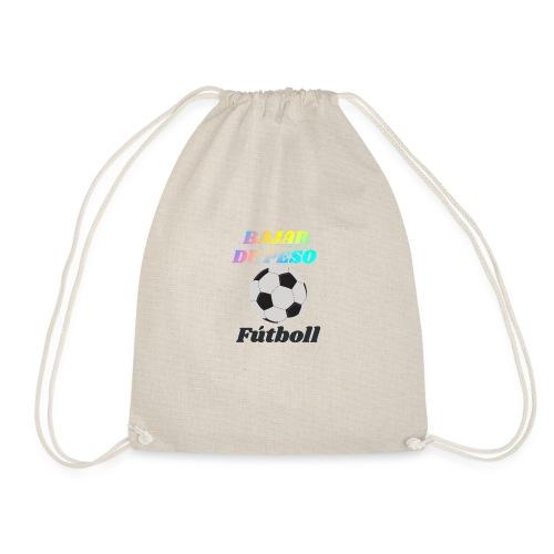 El fútbol para estar en forma - Mochila saco