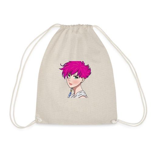 logo without name - Drawstring Bag