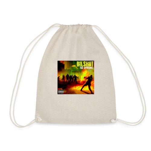 Bilshot - The Uprising - Drawstring Bag
