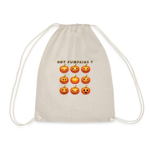 GOT PUMPKINS DESIGN - Drawstring Bag
