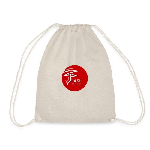 iasi red c60000 - Drawstring Bag