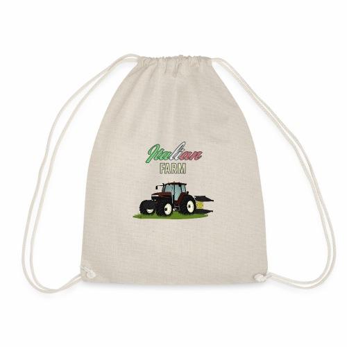 Italian Farm official T-SHIRT - Sacca sportiva