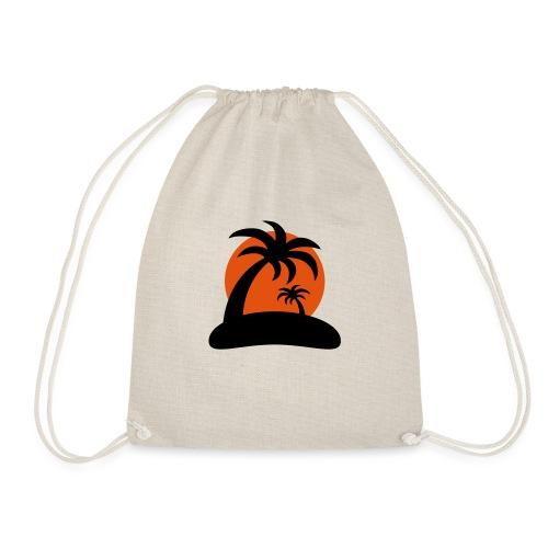 palm island sun - Gymtas