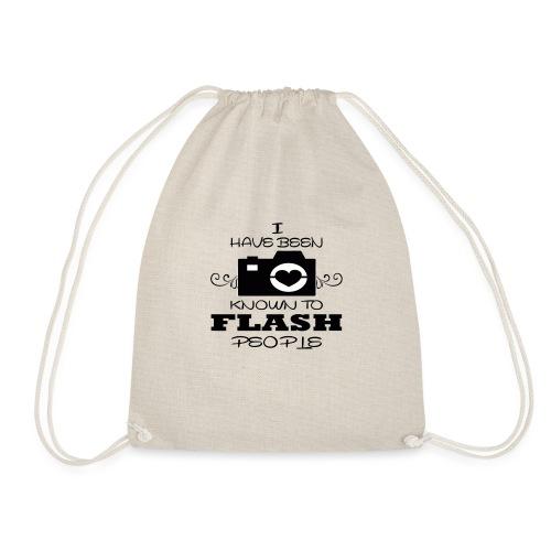 Photographer - Drawstring Bag