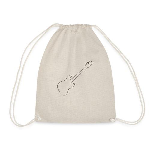 J Bass Line - Drawstring Bag
