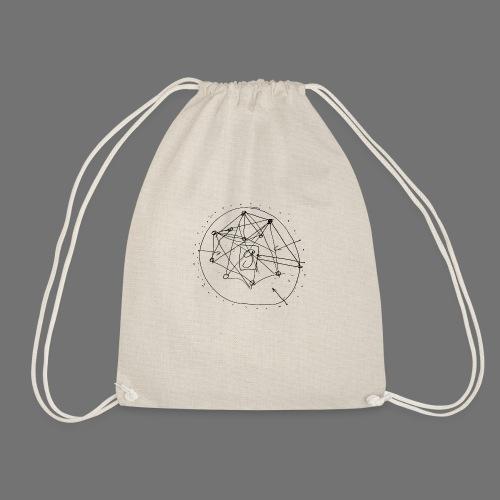 SEO Strategy No.1 (black) - Drawstring Bag