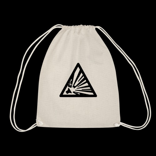 laud23 symbol 03 - Drawstring Bag