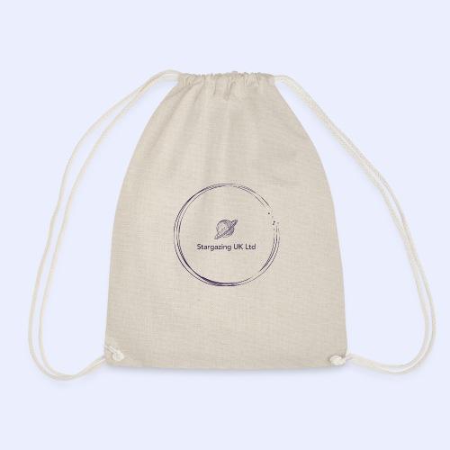 Stargazing UK - Drawstring Bag