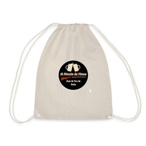 Logo Cafeteria de Pinto - Mochila saco