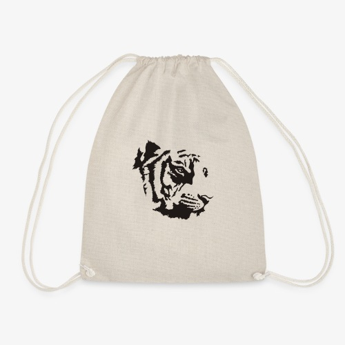 Tiger head - Sac de sport léger