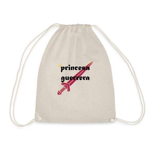PRINCESA GUERRERA4 - Mochila saco