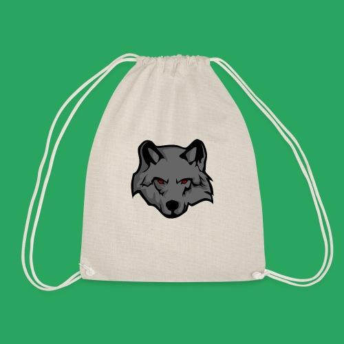 wolf logo - Sacca sportiva