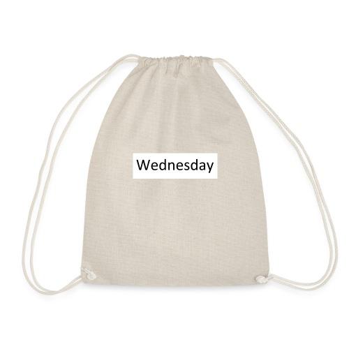 Wednesday - Turnbeutel