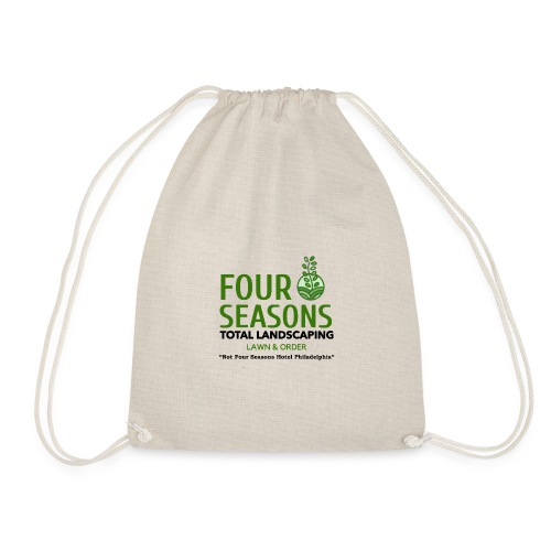 Four Seasons Total Landscaping merch - Sacca sportiva