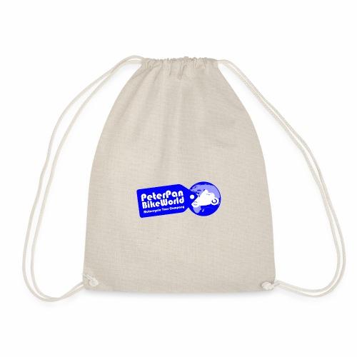 PeterPanBikeWorld - Drawstring Bag