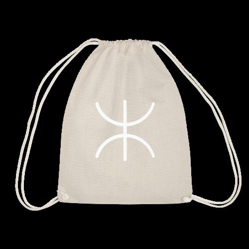 Amazigh blanc - Sac de sport léger