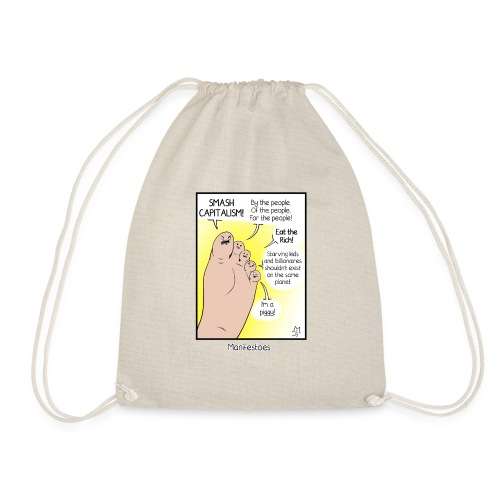 Manifestoes - Drawstring Bag