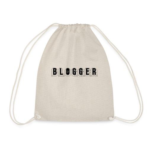 0181 Blogger | Blog | Website | Homepage - Drawstring Bag