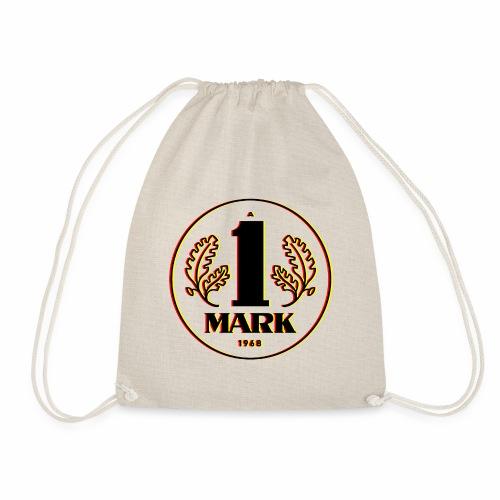 Ostmark 3D Schwarz Rot Gold - Drawstring Bag