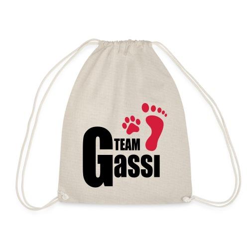 Team Gassi - Turnbeutel