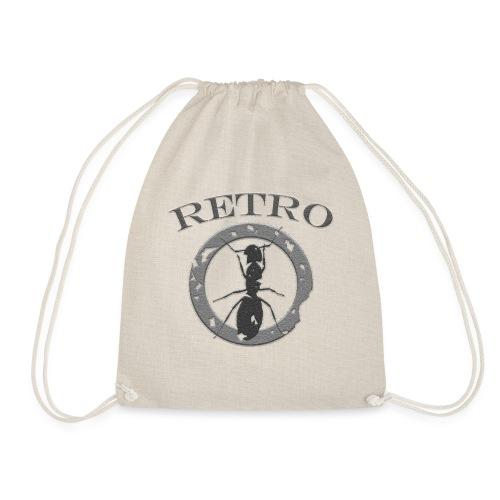 Retro Branding - Turnbeutel