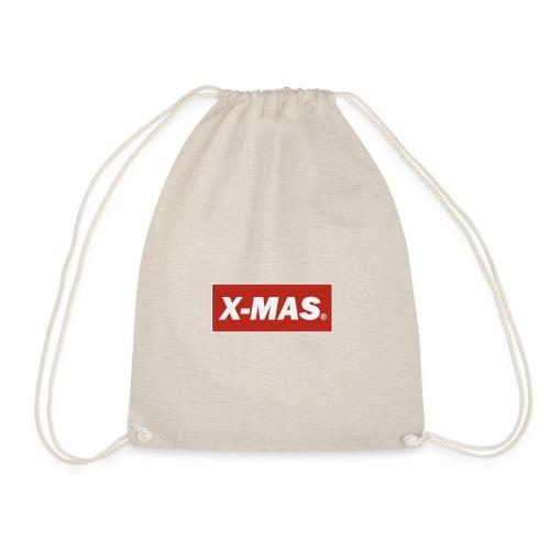 X Mas - Drawstring Bag