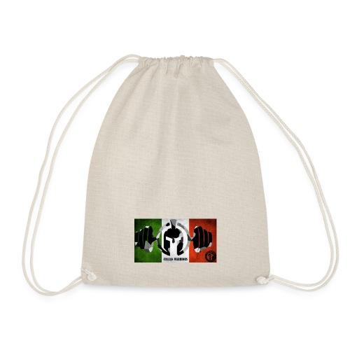 ItalianWarriors90-ItalianFlag - Sacca sportiva