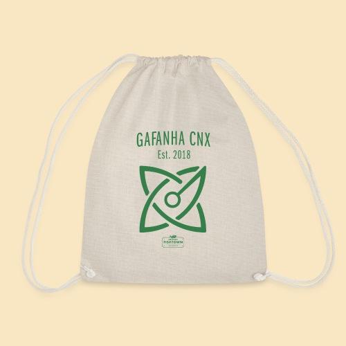Gafhana Est. CNX green - Turnbeutel