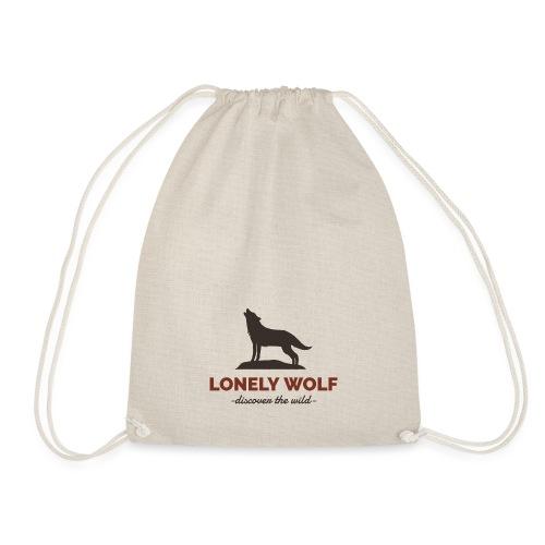 Lonely Wolf - Turnbeutel
